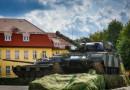 Wymiana czołgów. Kiedyś mogły spotkać się na polu walki dziś stoją razem w muzeum