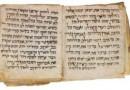 W Jerozolimie pokazano modlitewnik liczący 1200 lat