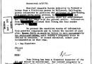 Żywioł szaleje w archiwach FBI