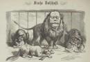 Otto von Bismarck w karykaturze