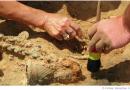 Starożytna zastawa stołowa wykopana w Japonii
