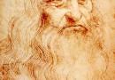 "Po 500 latach ""starość"" dotknęła Leonarda da Vinci."