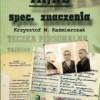 """""""Tajne spec. znaczenia"""" K.M. Kaźmierczak - recenzja"""