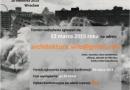 """Konferencja naukowa: """"Architektura dla ludzi/przeciwko ludziom"""""""
