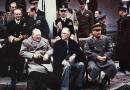 Wystawa i dysputa o konferencji jałtańskiej