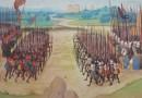 Azincourt 1415-2015. 600th anniversary reenactment