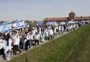 """Wspólna pamięć o ofiarach Holokaustu czyli """"Marsz Żywych"""""""