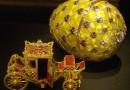 Jaja Fabergé - carskie podarki wielkanocne [foto]