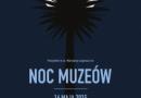 Noc Muzeów w Warszawie 2015 [program]