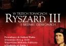 """Wykład """"Ryszard III i książęta w Tower. Historia w trzech tonacjach i siedmiu odsłonach"""""""