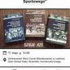 """Promocja książki: """"Dzieje Akadmieckiego Związku Sportowego"""""""