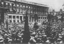 1 maja. Święto ludzi pracy