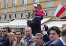 Obchody uchwalenia Konstytucji 3 Maja w Warszawie [zdjęcia]