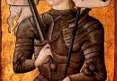 Joanna d'Arc. Nieposkromiona dziewczyna z wioski, która zmieniła historię