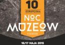 Noc Muzeów w Szczecinie 2015 [program]