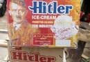 "Indyjskie lody ""Hitler"" w ""Luft-wafelkach"""