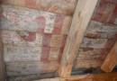 Najstarszy strop w Polsce odkryto na Pomorzu Zachodnim