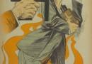 Niemiecka karykatura przeciw Anglii i Francji [1940 rok]