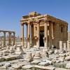 Państwo Islamskie wysadziło w powietrze świątynię w Palmirze