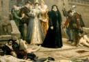 Noc św. Bartłomieja 23/24 sierpnia 1572 roku - kartka z kalendarza historii Francji