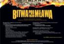 VIII Rekonstrukcja Bitwy pod Mławą 2015 - zaproszenie