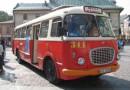 Dawne autokary kursują po ulicach Krakowa