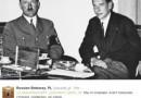 """Ambasada Rosji prowokuje na Twitterze. Pokazała zdjęcie Hitlera i Becka z podpisem """"Pamiętamy"""""""