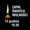 Zapal Światło Wolności. Ku pamięci ofiar stanu wojennego