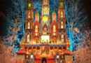 Krakowska szopka w paryskiej katedrze Notre-Dame