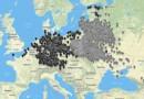 Przejmująca mapa Holocaustu. Naukowcy pokazują ogrom piekielnej machiny Hitlera