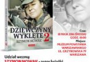 """Spotkanie premierowe wokół książki Szymona Nowaka """"Dziewczyny wyklęte 2"""""""