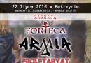 """Pięć czołgów, koncerty i festiwal filmowy na tegorocznym Pikniku Militarnym """"Walkiria"""""""