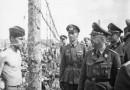 Masaż przed egzekucją. Odnaleziono zaginione dzienniki Himmlera.