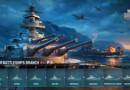 Niemieckie pancerniki atakują wody World of Warships