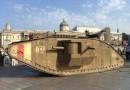 Czołgi opanowały Londyn. Świętowanie na Trafalgar Square