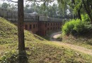 Fort pancerny pomocniczy 52a Łapianka i jego historia [galeria]