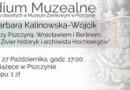Muzeum Zamkowe w Pszczynie zaprasza na wykład