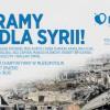 """""""Gramy dla Syrii""""- zapraszamy na koncert charytatywny organizowany przez m.in. Muzeum POLIN"""