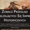 Kalendarz wydarzeń historycznych 2019 [rekonstrukcje, turnieje, zloty, konferencje, wystawy etc.]