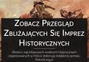 Przegląd zbliżających się imprez historycznych (7-13 lipca 2017)