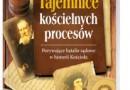 """""""Tajemnice kościelnych procesów"""" – A. Polewska – recenzja"""
