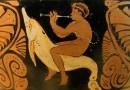 Delfin w mitologii greckiej