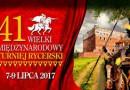 41. Wielki Międzynarodowy Turniej Rycerski na Zamku Golubskim