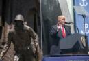 Trump dał światu piękną lekcję polskiej historii, historii niezłomnego narodu