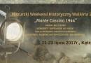 """Walkiria 2017 - Inscenizacja """"Monte Cassino 44″ oraz Bitwa Czołgów"""