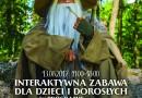 """""""Podróż z Gandalfem"""" w Zamku w Ogrodzieńcu - zaproszenie"""