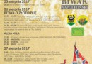 Bitwa o Złotoryję. Biwak Historyczny 2017