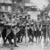 Mundury Wielkiej Wojny. Francja