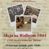 Akcja na Wolbrom 1944 - inscenizacja historyczna 2017