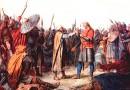 """Bitwa na wodach Øresundu według """"Sagi o Olafie Tryggvasonie"""" Oddra Snorrasona cz. 1"""